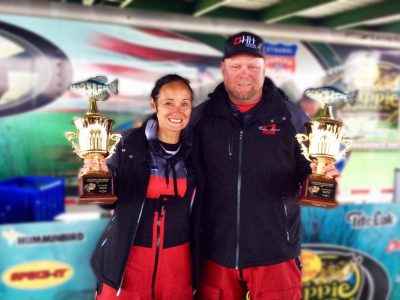 PROSTAFF PIC Eric and LeAnne Winners